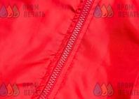 Красные ветровки с надписью «MINISTERSTVO»