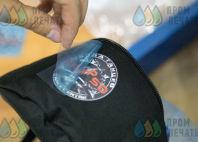 Черные поясные сумки с логотипом «CALIPSO»