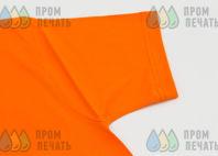 Оранжевые футболки с надписью «Школа танцев MAESTRO»