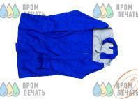 Синие халаты с логотипом «INCARNET»