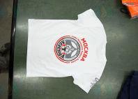 Детские футболки с логотипом  «Легенда»