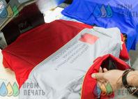 Куртки с текстом «ДИТ»