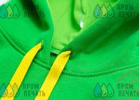 Зеленых толстовки с принтом «4 APPLE 2019»