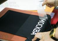 Печать картинок и надписей