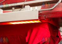 Красные футболки с логотипом «G Dance Studio»
