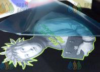 Черные хлопковые футболки с изображением «Хоп-Хэй Реннесанс»