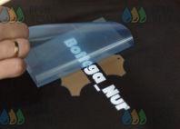 Коричневые фартуки с логотипом «BOTTRGA HUR»