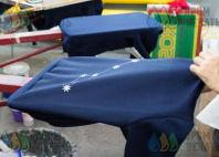 Синие свитшоты с изображением созвездия