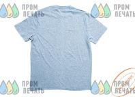 Серые футболки с логотипом «SPARTA EXPO»