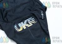 Черные боди с логотипом «UKR»