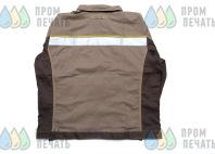 Многоцветные куртки с текстом «Авторейс»
