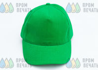 Зеленые бейсболки с логотипом «ХАНАБАДЕЦ»