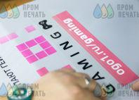 Белые дождевики с надписью «ОГО gaming»