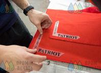 Банданы с надписью «командность PATRIOT»