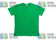 Зеленые футболки с логотипом «День эколога»