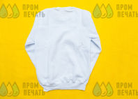 Белые хлопковые свитшоты с надписью «Kras feya»