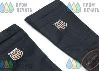 Гетры для футбольных носков под щитки с логотипом «QIP»