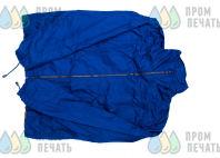 Темно-синие ветровки с надписью «Звук&Свет»