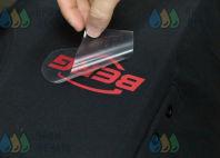 Черная футболка-поло с логотипом «Berg»