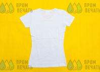Белые футболки с логотипом «distillery»