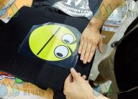 Черных футболки с изображением «Метрополис»