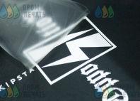 Черные футболки с логотипом «OPPOSITION»