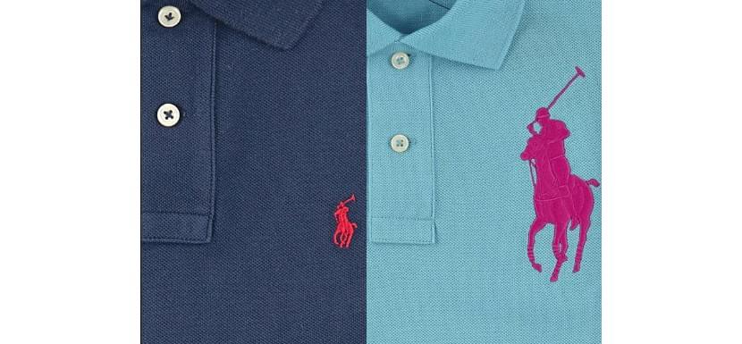 картинка футболки поло с изображением игрока поло
