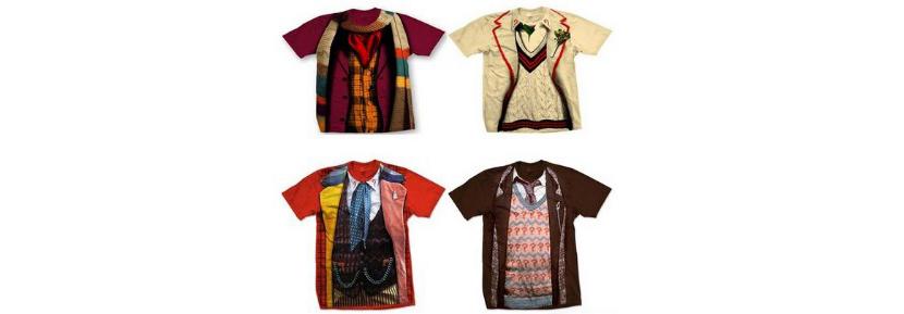Фото футболок с необычным изображением одежды
