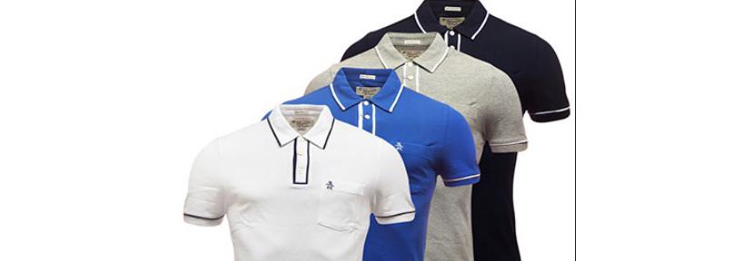 Фото модных мужских футболок поло разных цветов