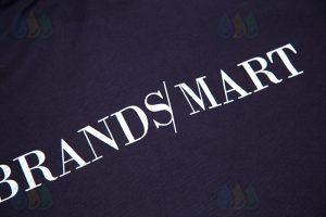 Футболки - поло с логотипом «BRANDSMART»