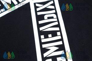 Футболки с логотипом «Семеро Смелых»