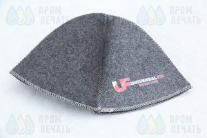 Банные шапочки с логотипом «ЮНИВЕРСАЛ»
