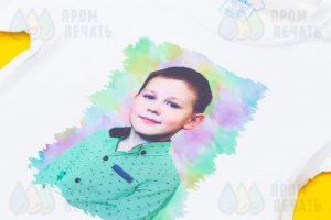 Белые детские футболки с изображением «ВЫПУСКНИК 2019»